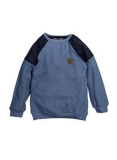 Zeyland Omuz Parçalı Sweatshirt (5-12yaş) Omuz Parçalı Sweatshirt (5-12yaş) Mavi